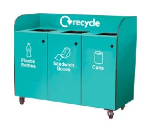 Waste & Recycling Station