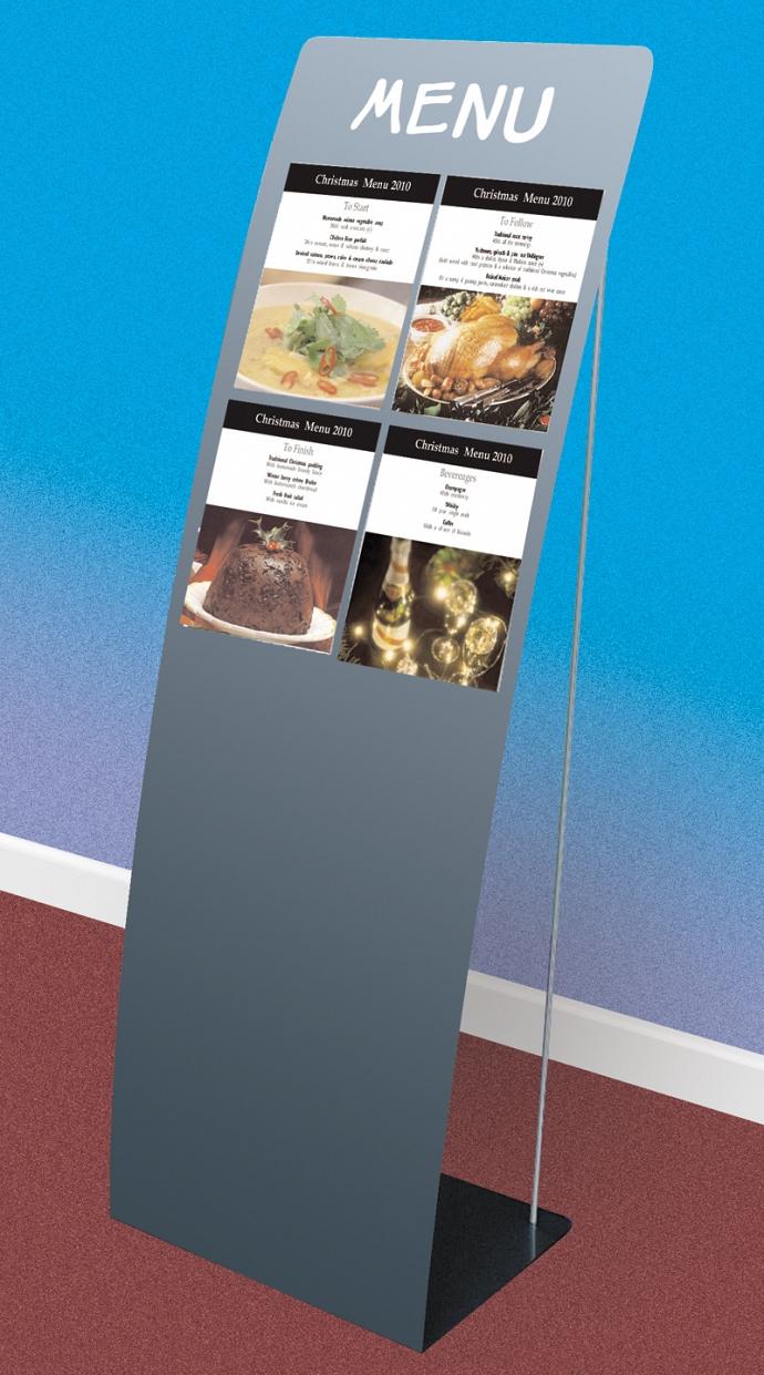 Floor Stands Displays
