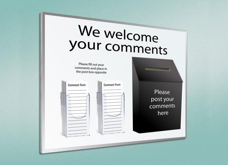 Comments Feedback Board Customer Feedback Feedback Boards